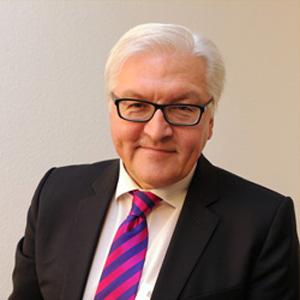 Dr. Frank-Walter Steinmeier, Bundesaußenminister