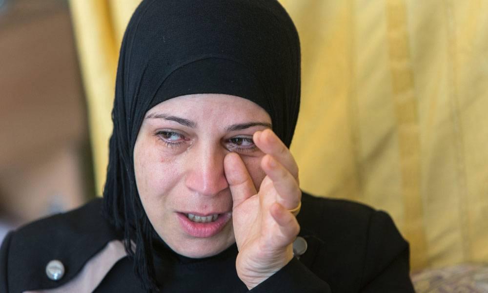 """""""Ich mache mir große Sorgen um die Zukunft meiner Kinder. Hier im Libanon sind sie Fremde. Hier haben sie keine Perspektive."""""""