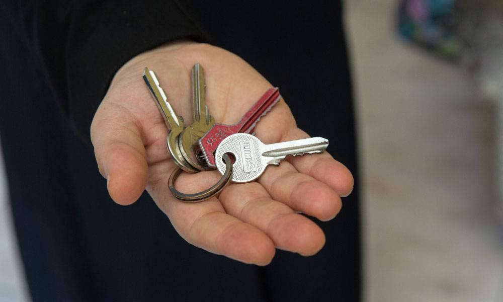 """""""Meine Hausschlüssel trage ich immer noch bei mir. Nie hätte ich gedacht, dass wir nie mehr zurückkehren würden."""""""