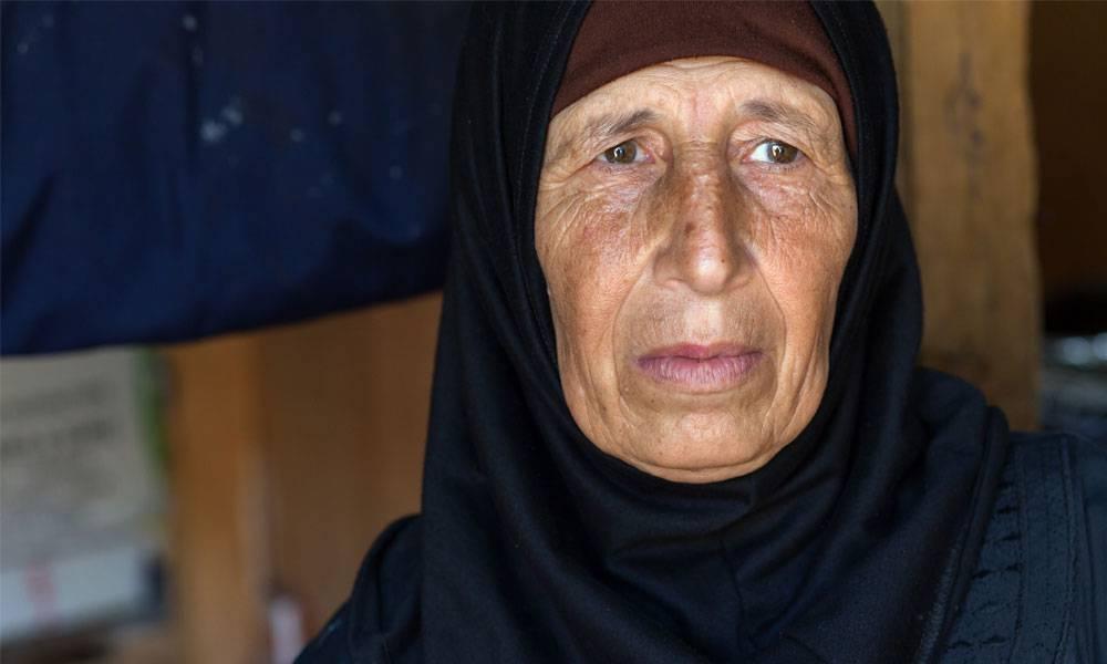 Tasnims Großmutter rettete ihre Enkelkinder aus der Hölle von Aleppo